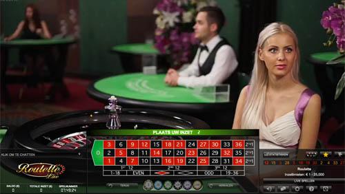 online casino roulette ideal